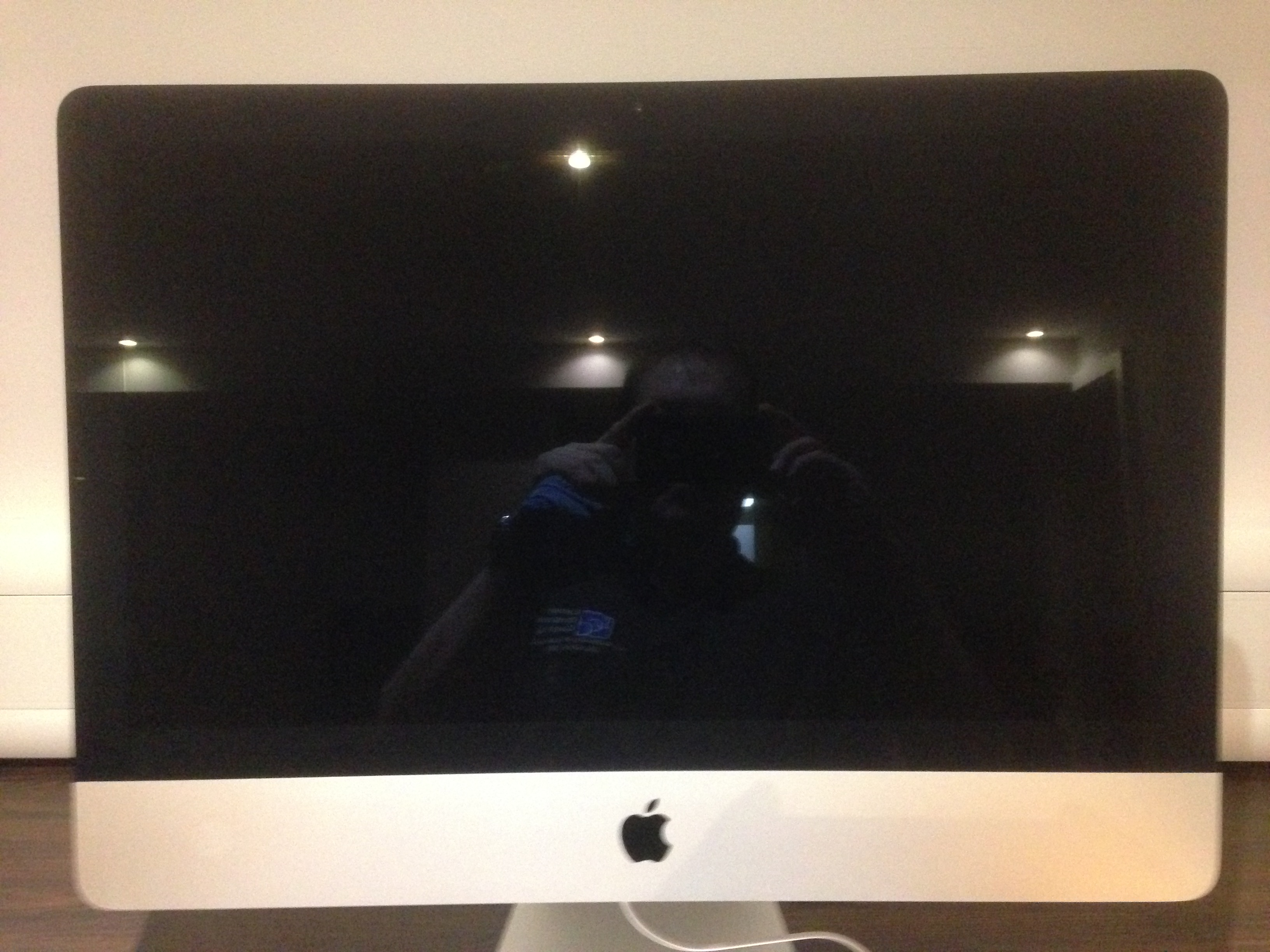 Clean IMac After Computer Cleaning Service