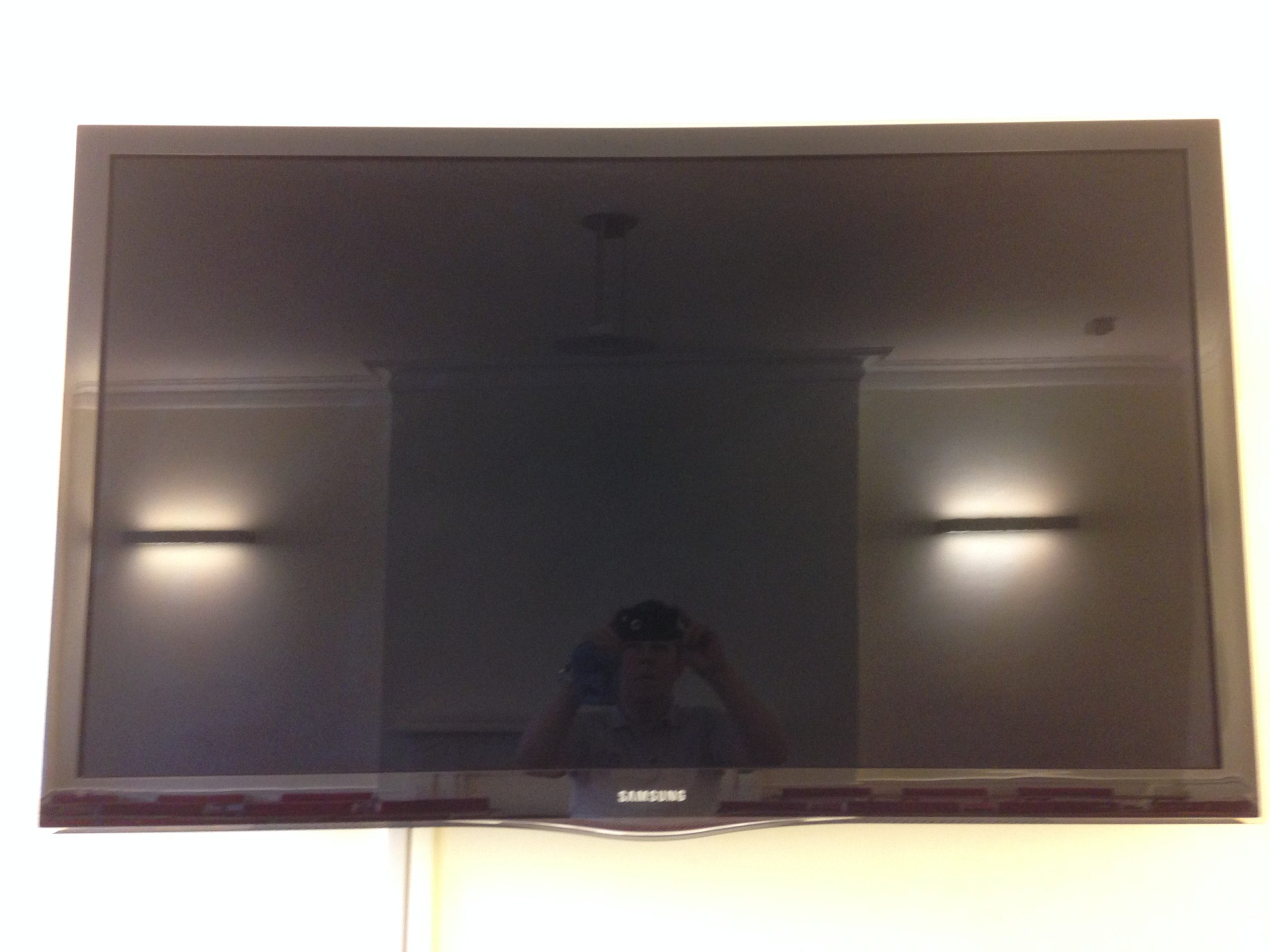 Clean TV After Computer Cleaning Service