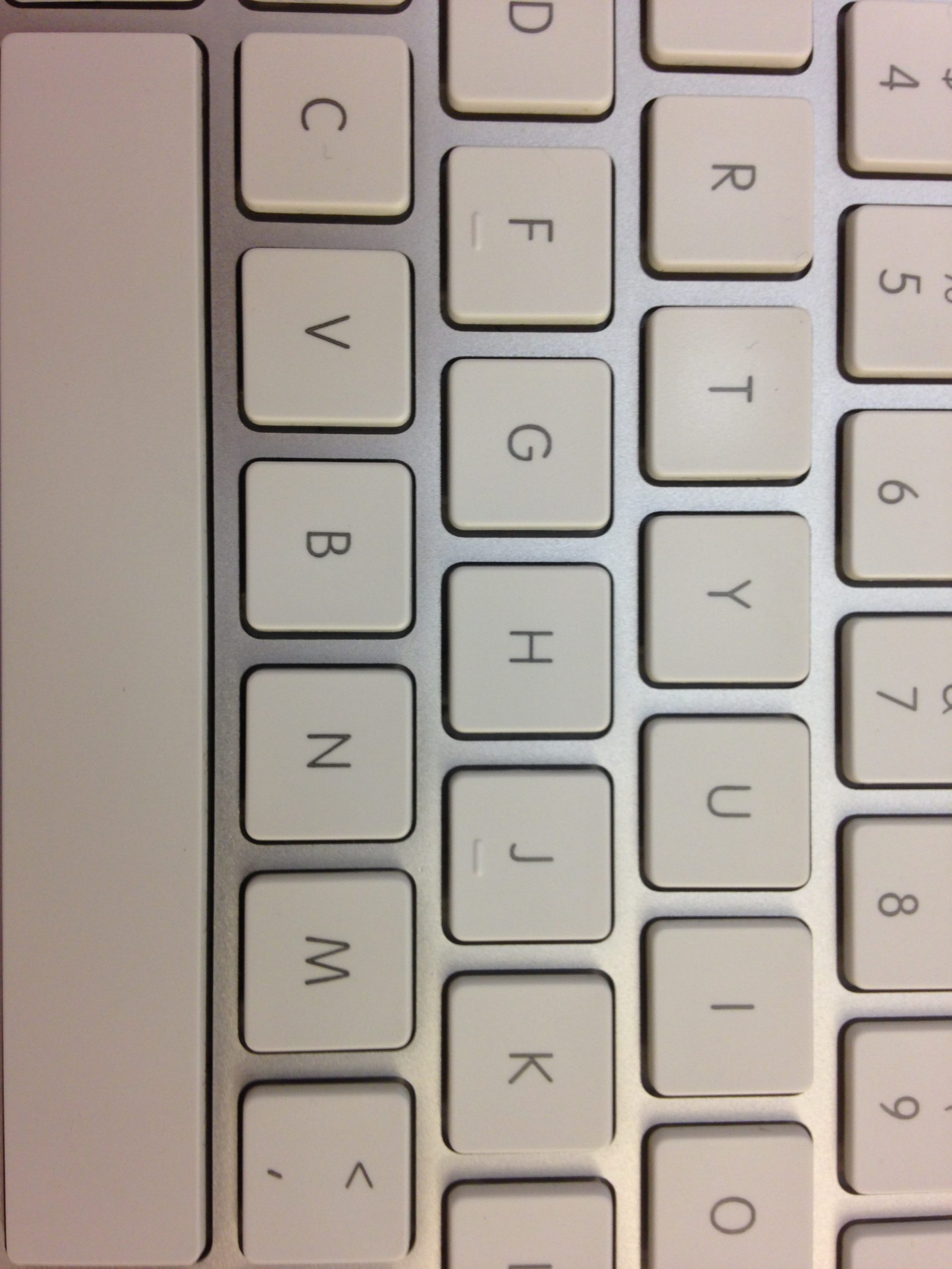 Clean Apple Keyboard After Computer Cleaning Service