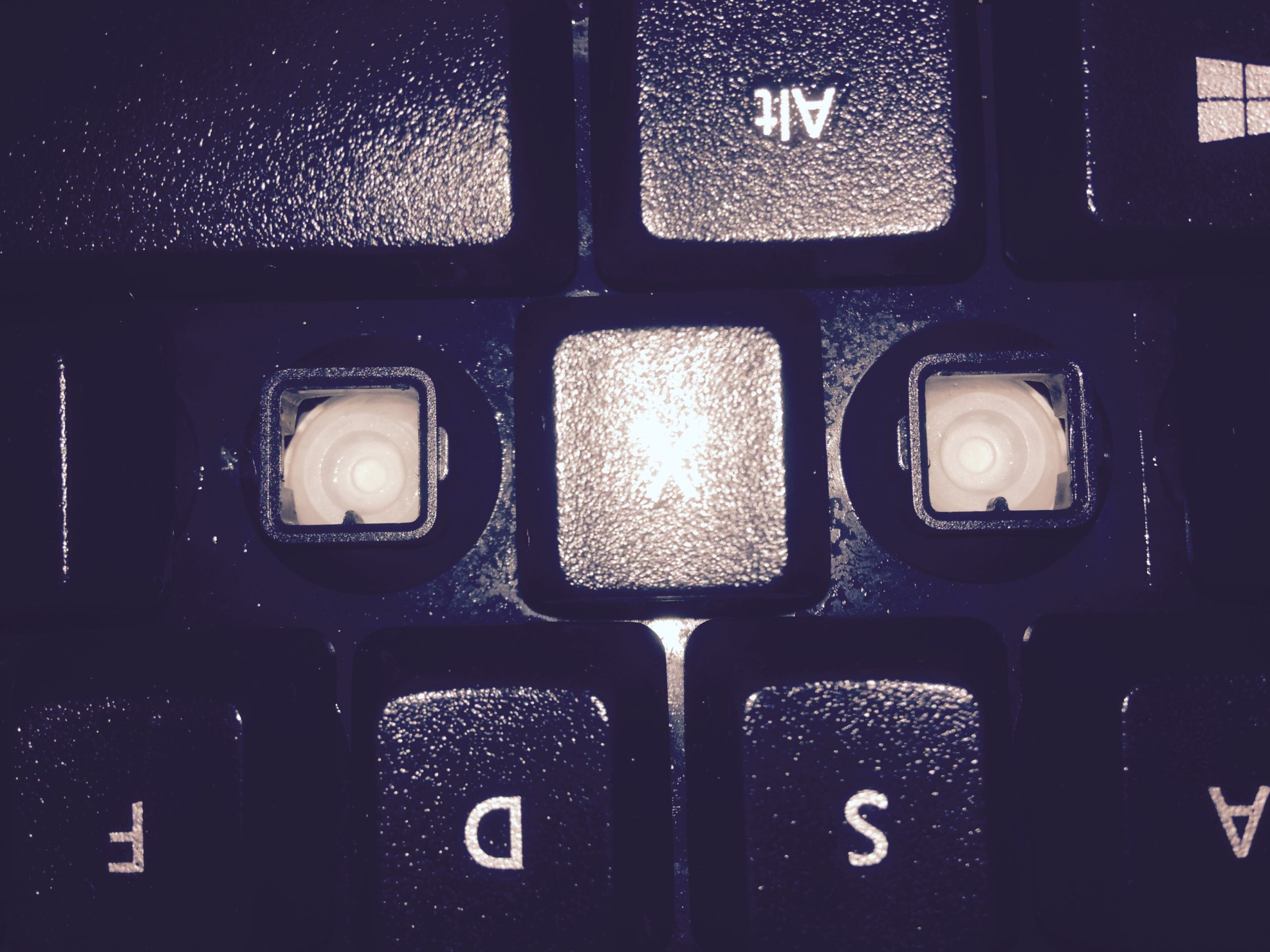Clean Keyboard After Computer Cleaning Service
