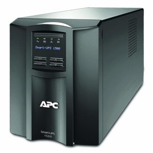 APC by Schneider Electric Smart-UPS SMT-SmartConnect – SMT1500IC – Uninterruptible Power Supply 1500VA (Cloud enabled, 8 Outlets IEC-C13)