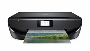 HP Envy 5010 All-in-One Printer, Black