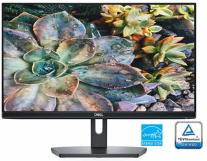 Dell SE2219H 21.5 Inch IPS LED-backlit LCD 2019 Monitor – (Black) (5 ms Response Time, FHD 1920 x 1080 at 60 Hz, Thin Bezel, Tilt, HDMI, VGA)